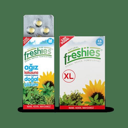 Freshies Ağız Kokuse gedirici