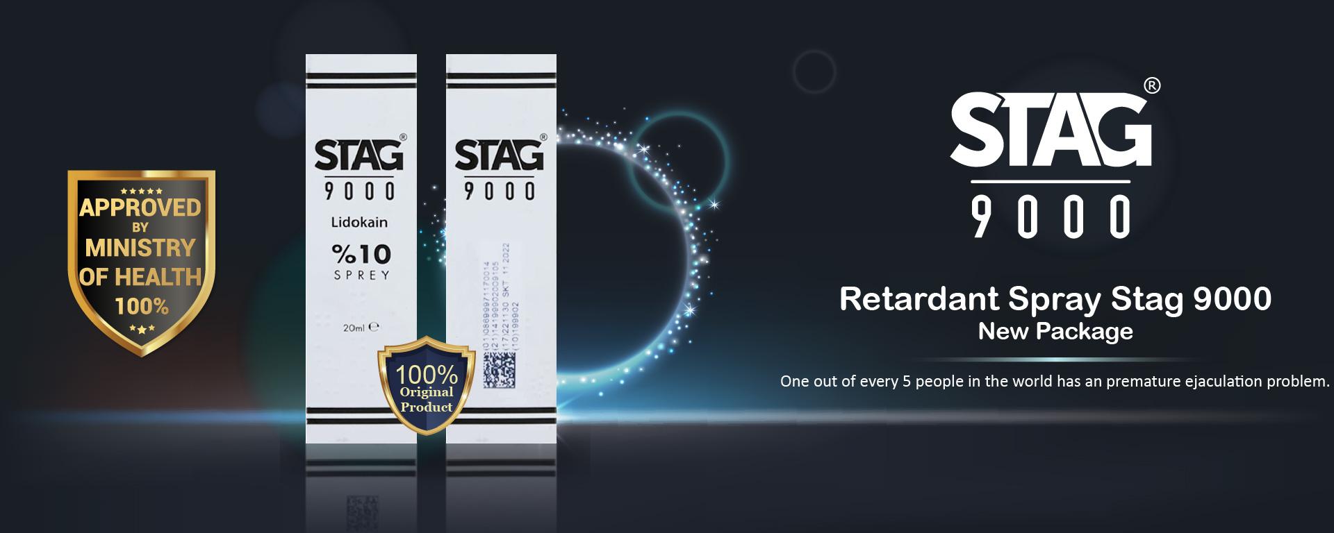 Stag 9000 Retardant Spary
