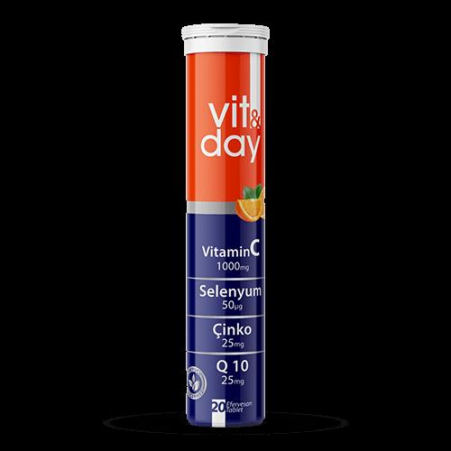 vit&day vitamin C