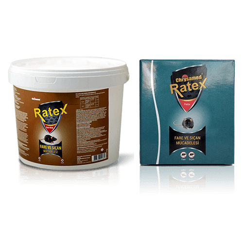Ratex Pasta ve Mum Blok